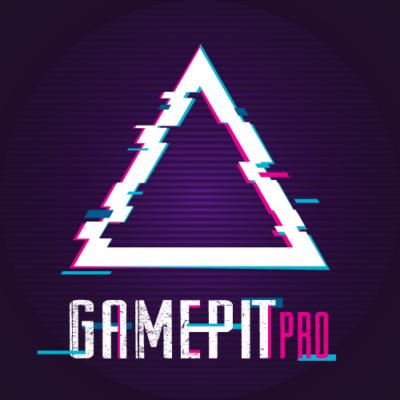 Gamepit Pro Logo