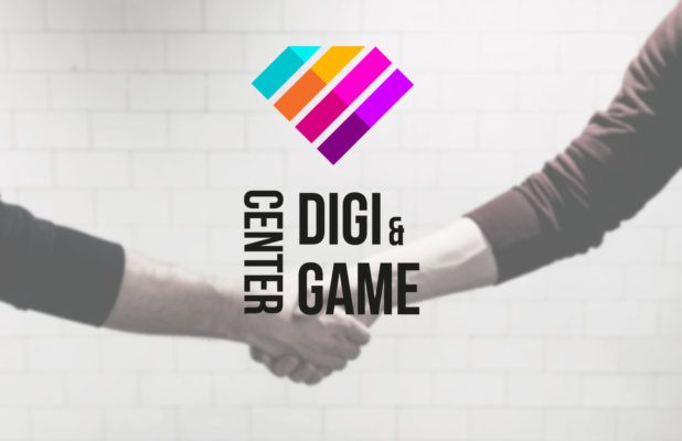 DGC Logo with handshake